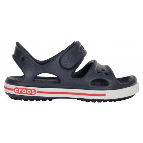 Crocs Crocband II Sandal Navy/White C8