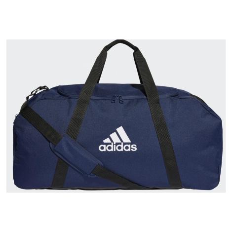 Taška adidas TIRO DUFFEL Tmavě modrá / Černá