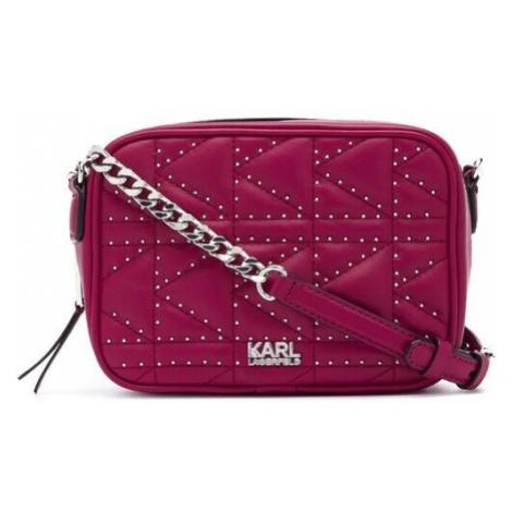 Kabelka Karl Lagerfeld K/Kuilted Studs Camera Bag