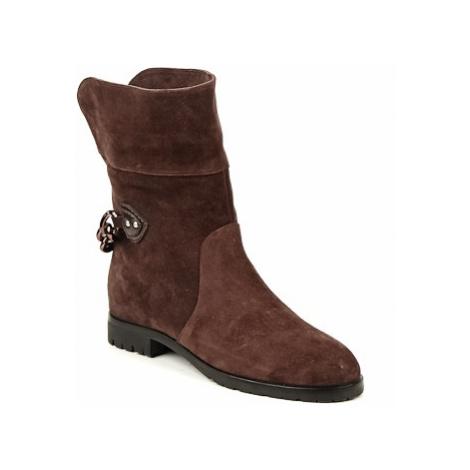 Marc Jacobs Kotníkové boty CHAIN BOOTS