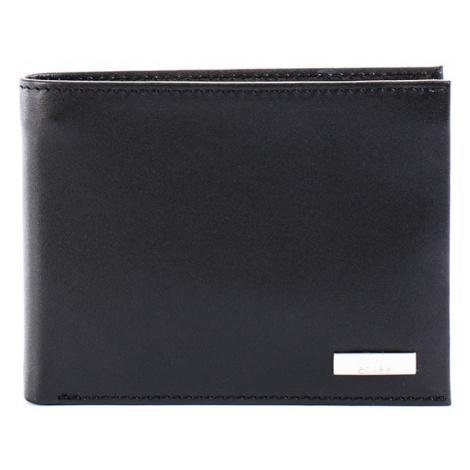 CAVALLI CLASS Black pánská peněženka Roberto Cavalli