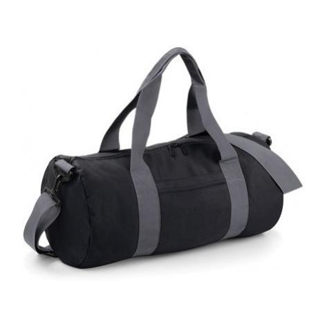 Barel taška BB - černá/šedá