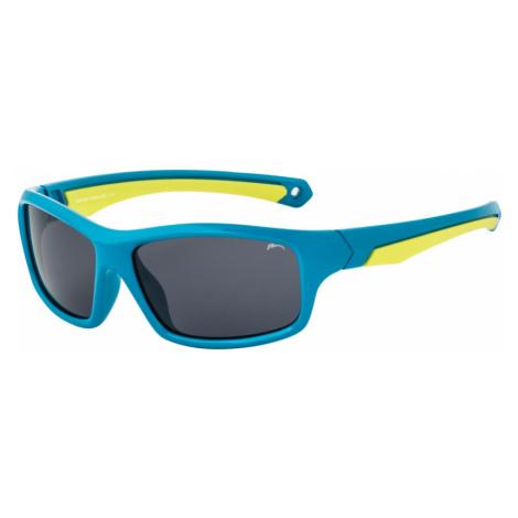 RELAX YORK Dětské sluneční brýle R3076B modrá L
