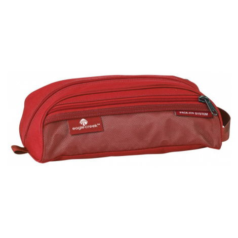Eagle Creek hygienická taška Pack-It Quick Trip red fire