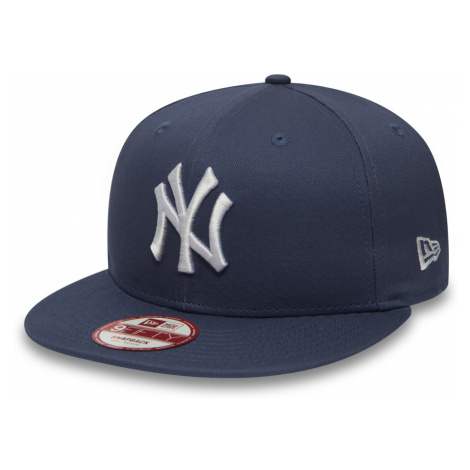 Kšiltovka New Era 9fifty League Essential MLB New York Yankees Slate