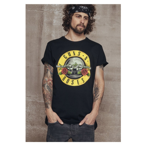Tričko Guns n' Roses Logo Tee Urban Classics