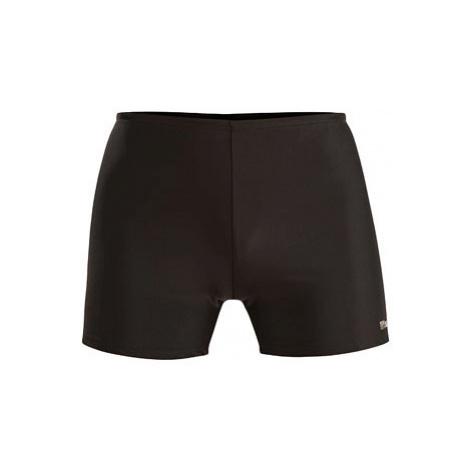 Pánské plavky boxerky Litex 52654 černé | černá