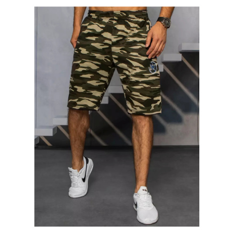 Men's camo shorts Dstreet SX1498