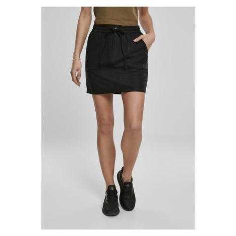Ladies Viscose Twill Skirt Urban Classics