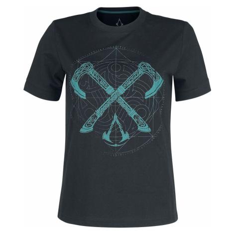 Assassin's Creed Valhalla - Axes Dámské tričko černá