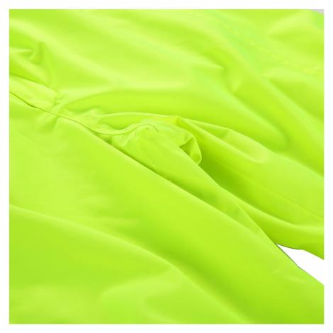 Pánské lyžařské kalhoty Alpine Pro SANGO 7 - reflexní žlutá