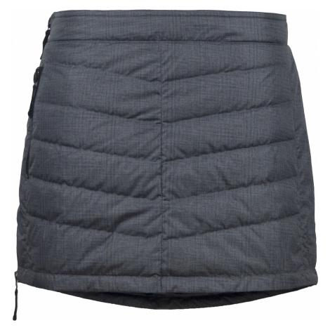 Prošívaná zimní péřová sukně SKHOOP Down Mini, greypattern