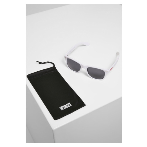 NASA Sunglasses MT - white/red Urban Classics