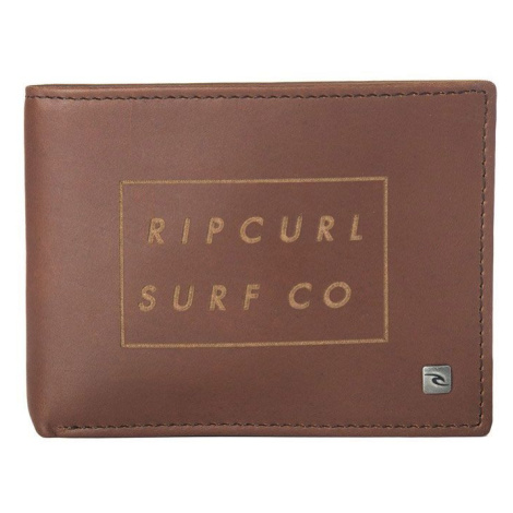 PENĚŽENKA RIP CURL SURF CO RFID ALL DAY - hnědá