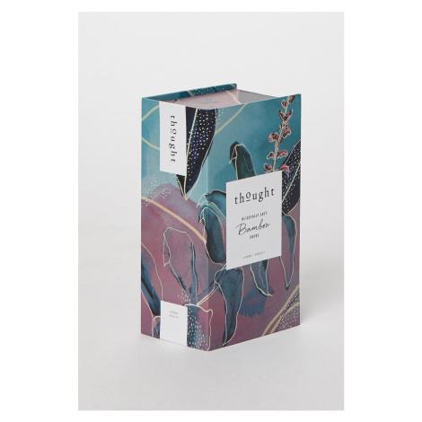 Vícebarevné ponožky v dárkové krabičce Lavanda Socks Box - čtyř balení