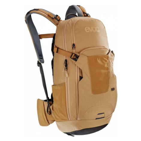 Cyklistický batoh EVOC Trail PRO 26L Olive - Carbon grey