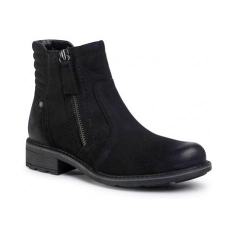 Kotníkové boty Lasocki WI16-VIVA-09 Přírodní kůže (useň) - Nubuk