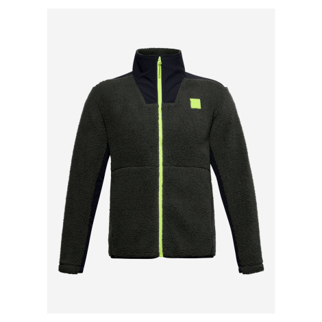 Legacy Sherpa Bunda Under Armour Zelená