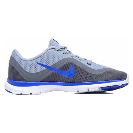 Dámská obuv Nike Flex Trainer 6 Šedá / Modrá