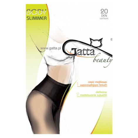 Punčochové kalhoty Gatta Body Slimmer béžová 2-s