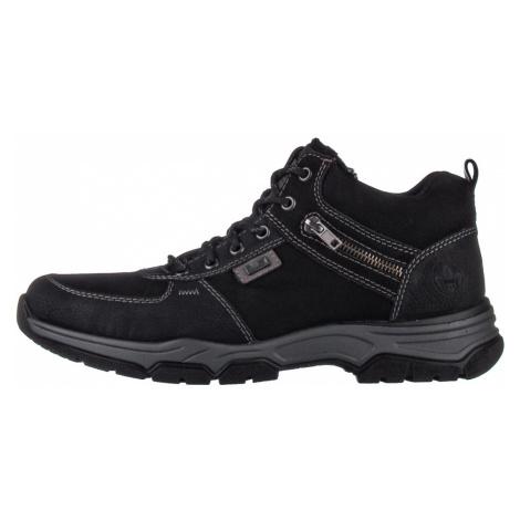RIEKER, Kotníková obuv  11231-01 černá EU 46