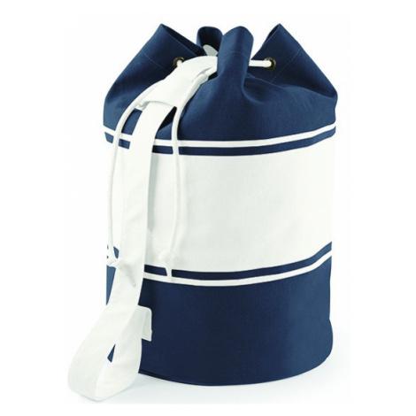 Městský barel batoh QD27 - Modrá