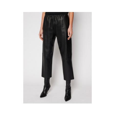 Kožené kalhoty Pinko