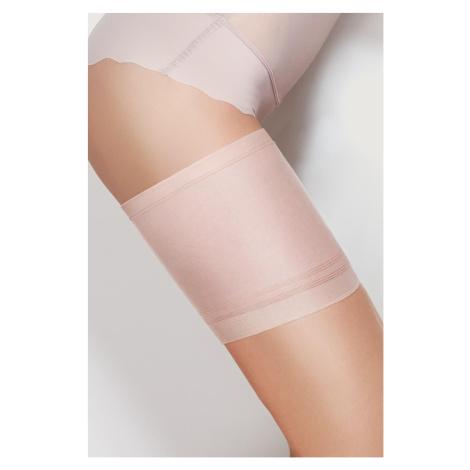 Stahovací pásky Mitex Bandaletky Světle růžová