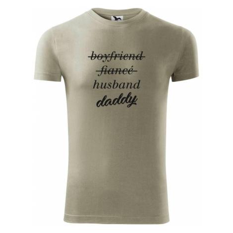 Partnerské triko nastávající rodiče - Viper FIT pánské triko