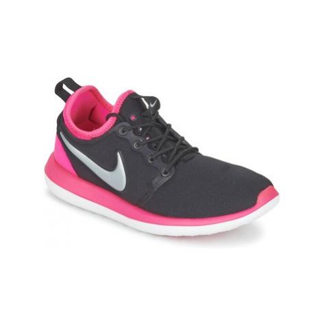 Nike ROSHE TWO JUNIOR Černá