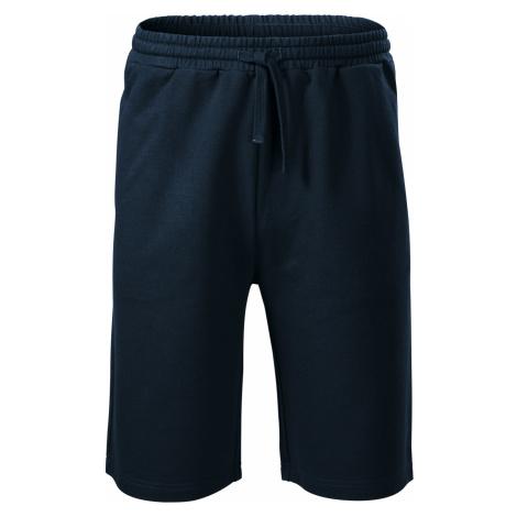Malfini Comfy Pánské šortky 61102 námořní modrá