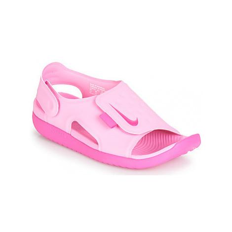 Nike SUNRAY ADJUST 5 Růžová