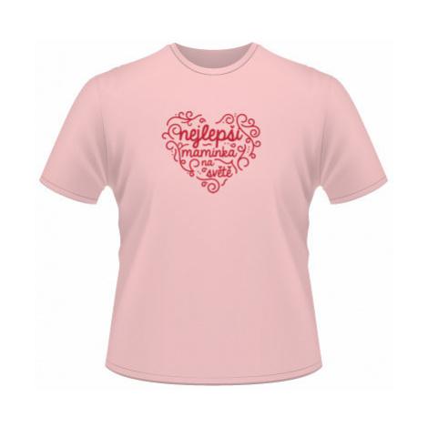 Pánské tričko SuperStar Nejlepší maminka na světě