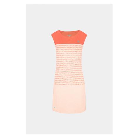 Dámské oranžové šaty LOAP Abrisa