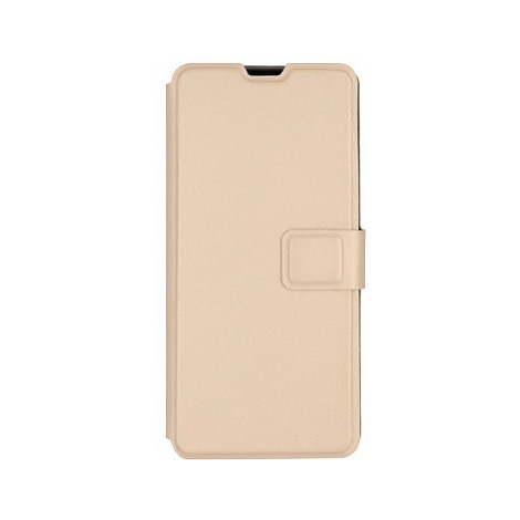 iWill Book PU Leather Case pro Samsung Galaxy A41 Gold