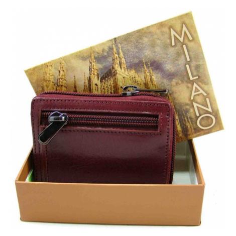 Luxusní kožené velké pouzdro na karty Golunski