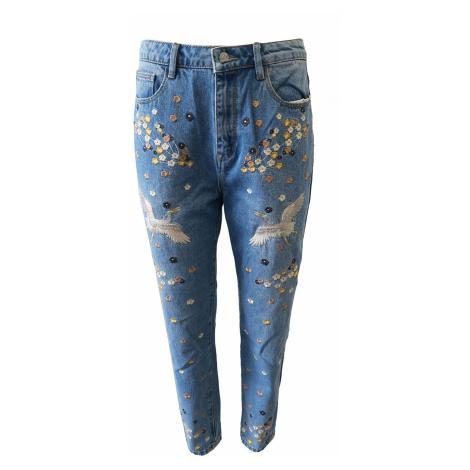 Džínové kalhoty Pimkie
