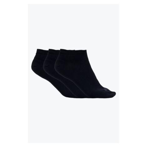 Ponožky Camel Active Camel Sneaker 3Er - Černá
