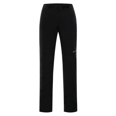 Dámské softshellové kalhoty Alpine Pro MUNIKA 2 - černá
