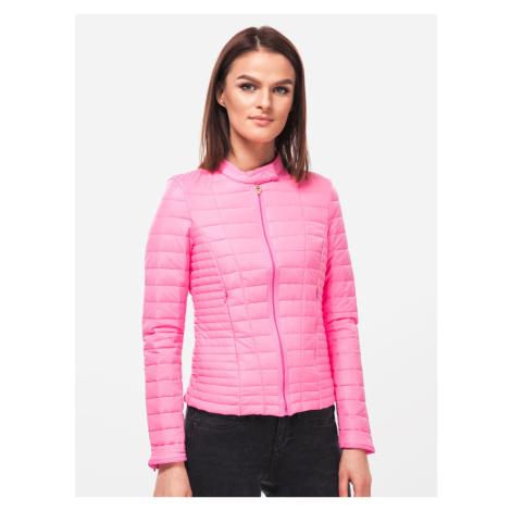 Guess dámská růžová přechodová bunda