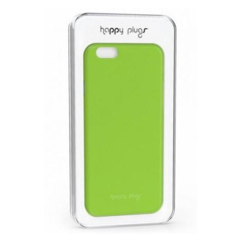 Ultratenký obal na iPhone 6 – zelený Happy Plugs