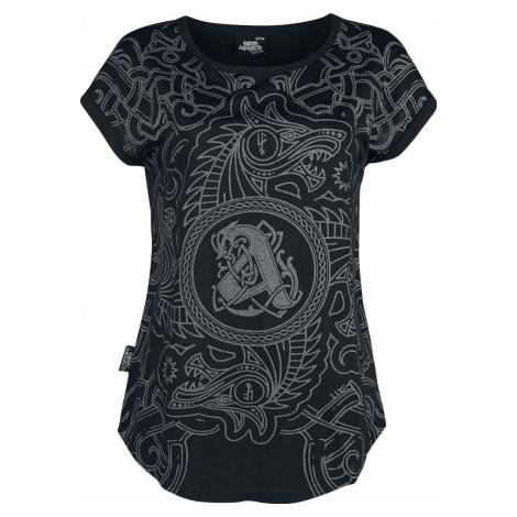 Amon Amarth Dámské tričko černá