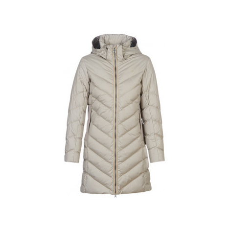 G-Star Raw WHISTLER SLIM DOWN HDD LONG COAT WMN Béžová