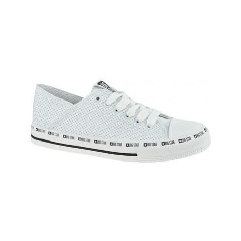 Big Star Shoes Bílá