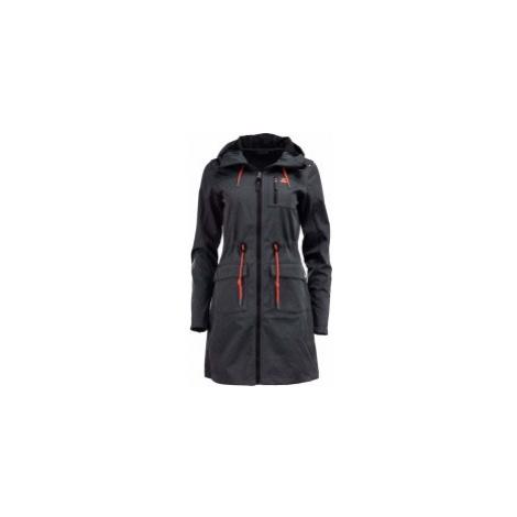 ALPINE PRO GALA Dámský kabát LCTM087990G černá