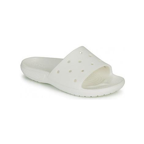 Crocs CLASSIC CROCS SLIDE Bílá