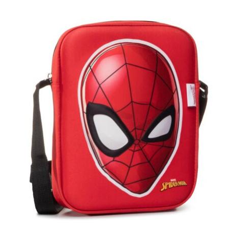 Tašky pro mládež Spiderman ACCCS-AW19-28SPRMV Textilní materiál Spider-Man