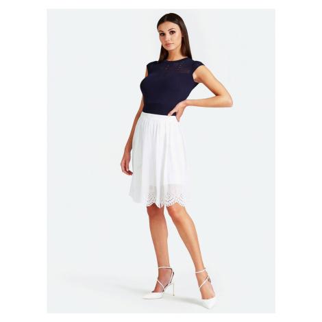 GUESS dámská bílá sukně