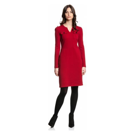 Dámské šaty červené Vive Maria Rue De Rivoli