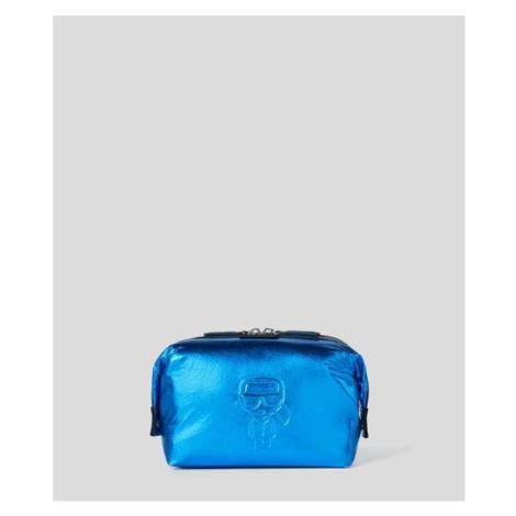Kosmetická Taška Karl Lagerfeld K/Ikonik Nylon Washb Metallic